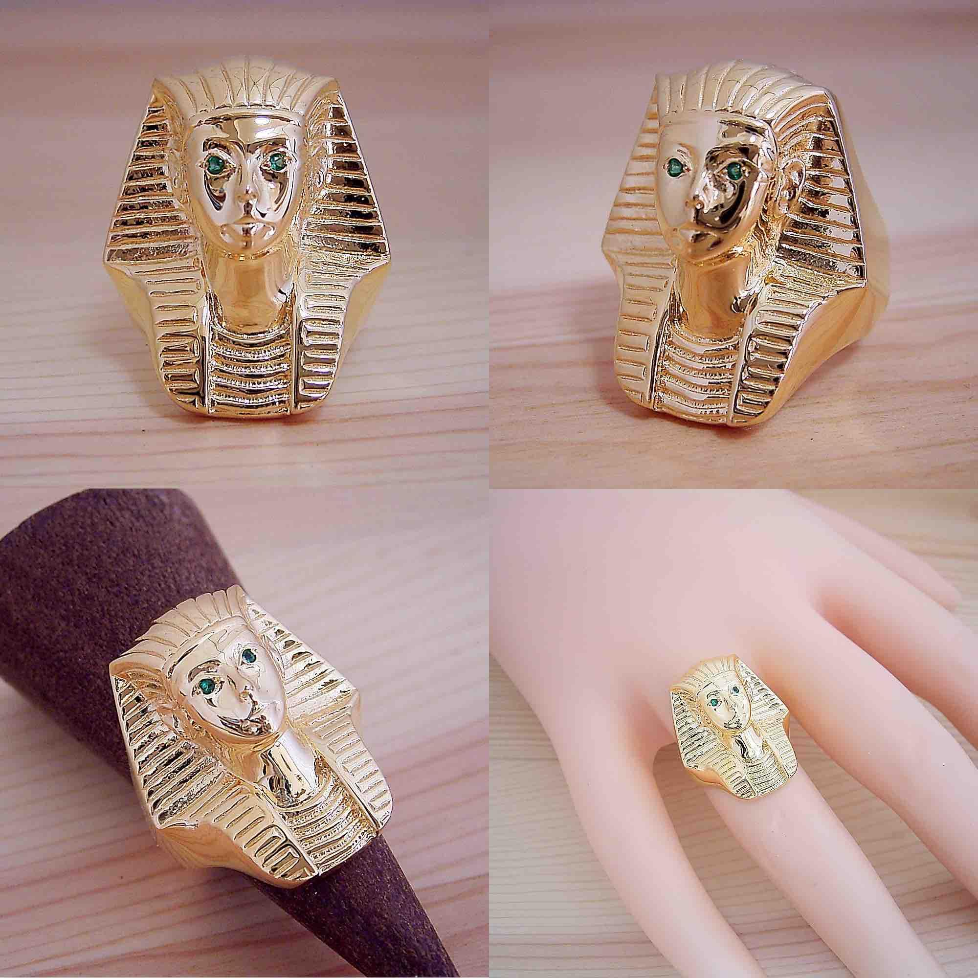 ツタンカーメンの指輪を作ってみたら凄かった!