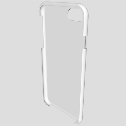 iPhone7のメタルケース