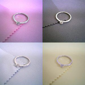 宝石磨き布のカラーバリエーション