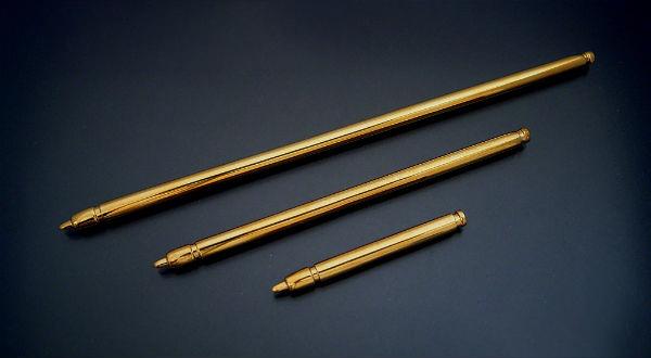 金のタッチペンの販売を開始しました。