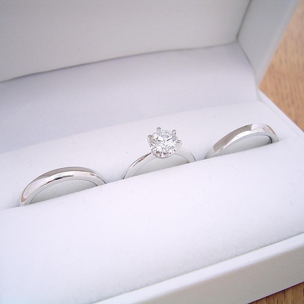 婚約指輪と結婚指輪のセット販売は思っていたより評判が良い。