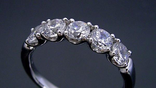 自分の奥さんに贈りたい指輪