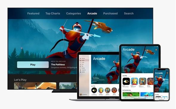 Appleの発表会を見て興味を引いたサービスはAppleアーケード。