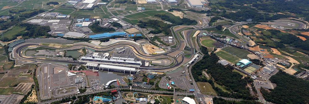鈴鹿サーキットって大阪から意外と近いのです。