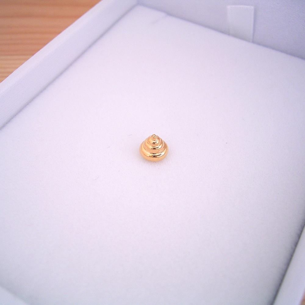 金のうんこ(無垢モデル)