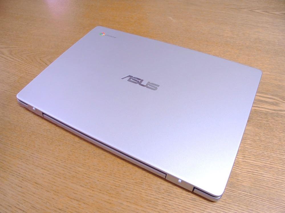 新しくノートパソコン(Chromebook)を購入しました。