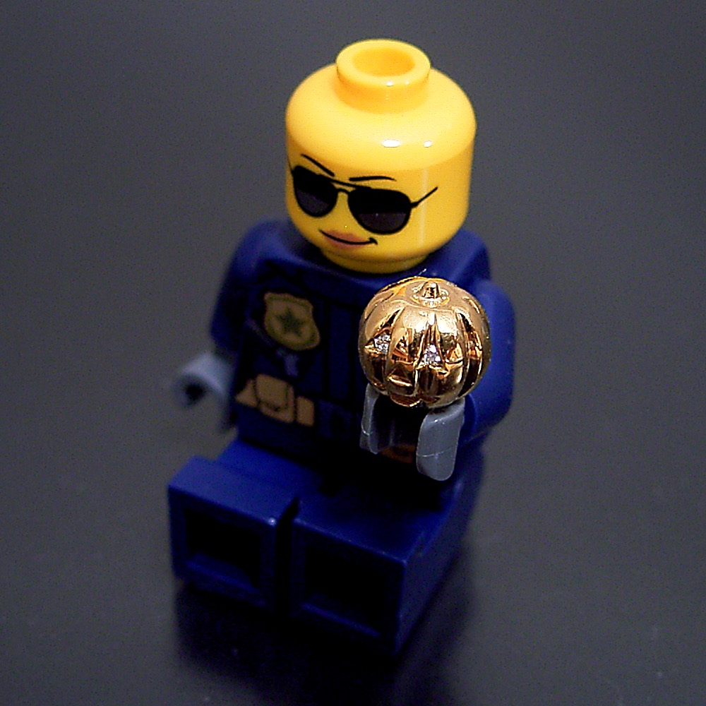 金のカボチャ