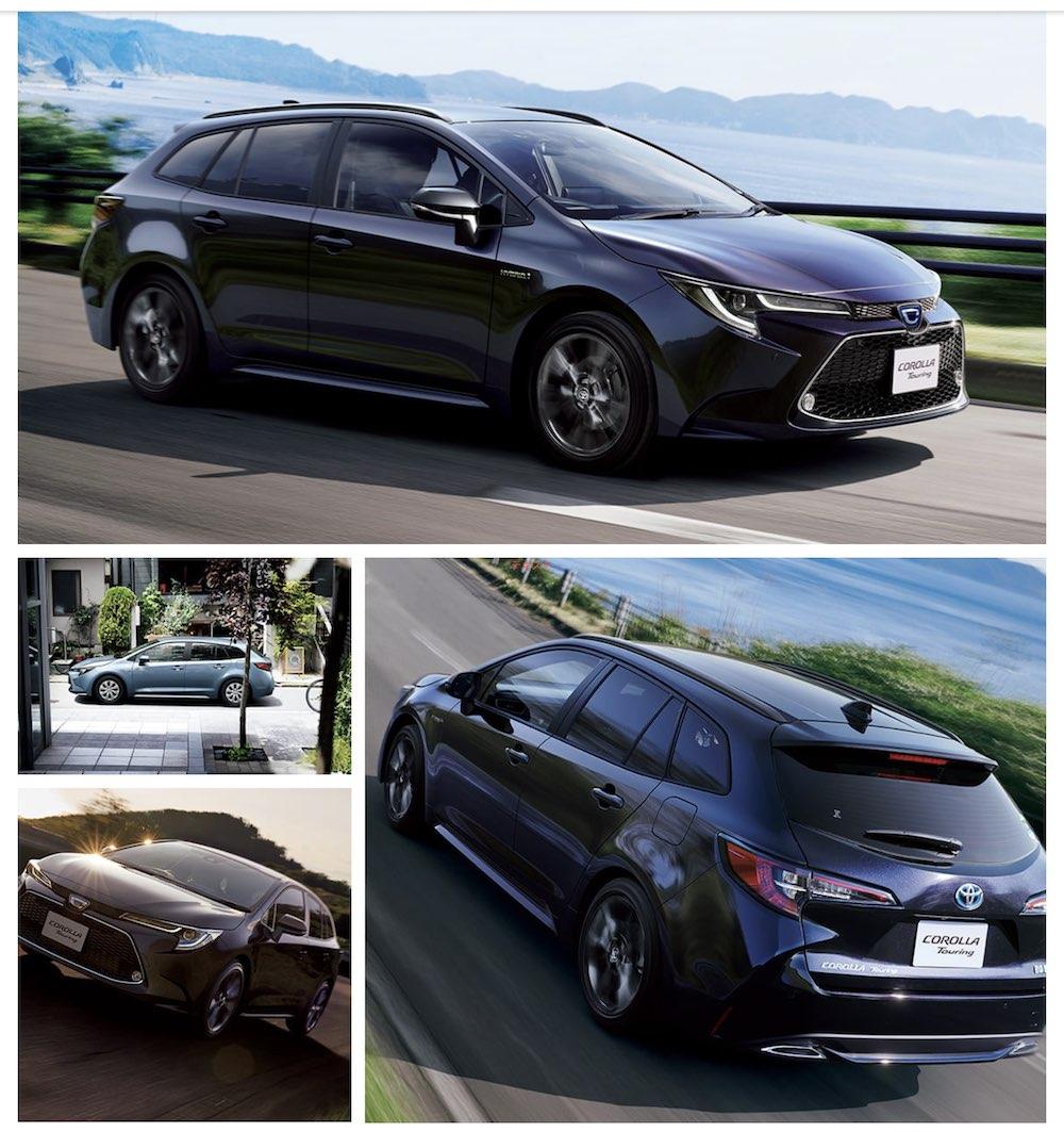 トヨタのデザインが変わり、マツダ3やマツダ6を買うならカローラツーリングの方が良いと思う。