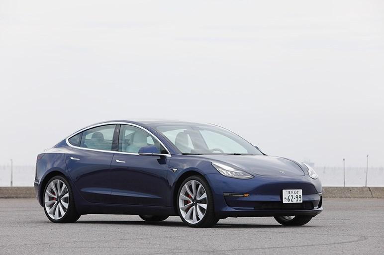 テスラ・モデル3が車の未来?