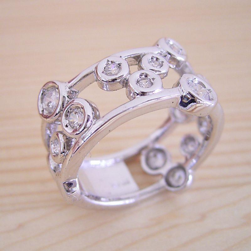 寒い時と暑い時の指輪選びの違い。
