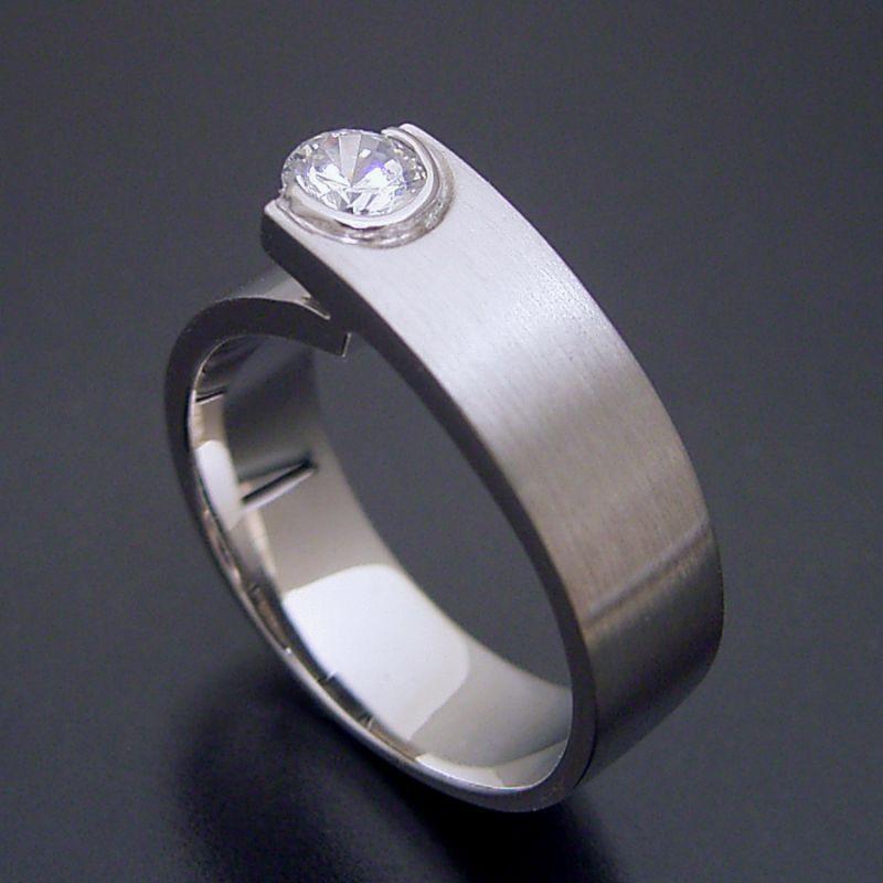 指輪のカスタマイズのご提案。