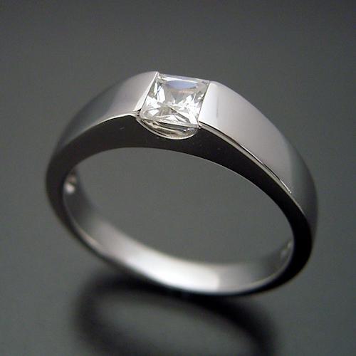 指輪を着けて海に入る時の注意