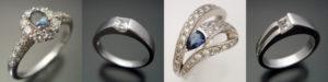 婚約指輪にアレキサンドライトを使いたい。