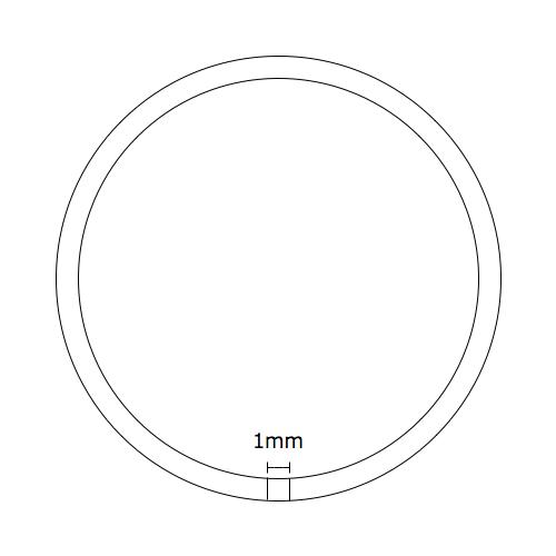 指輪のサイズ直しって1号で何ミリ小さくしたり大きくしたりするの?