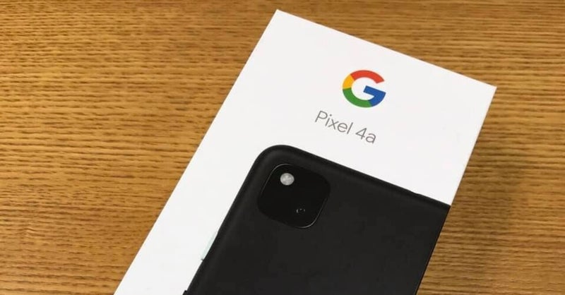 Google Pixel 4aを購入して半年以上経ったのでレビュー